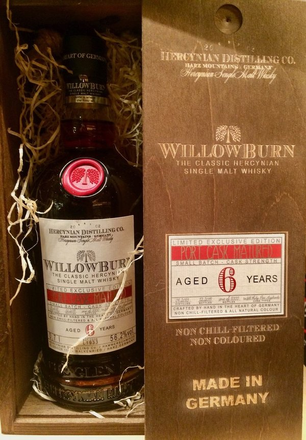 Willowburn - Classic Hercynian Single Malt Whisky